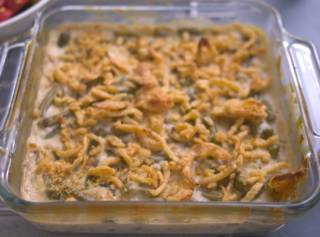 Campbell S Green Bean Casserole Recipe File Cooking