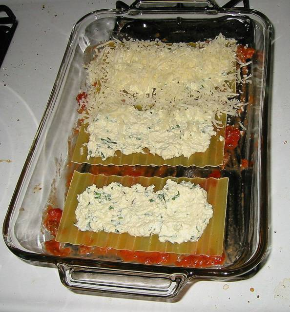 Meat Lasagna Recipe File Cooking For Engineers