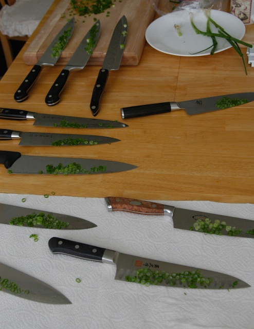 chef s knives rated equipment gear cooking for engineers