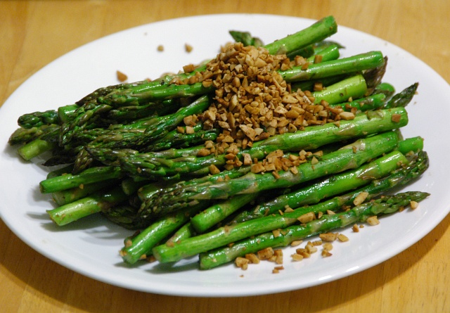 Asparagus with almonds recipe file cooking for engineers the asparagus can then be cooked in the pan as long as you keep the asparagus spears moving this takes about 6 to 8 minutes the best way to check if they ccuart Gallery