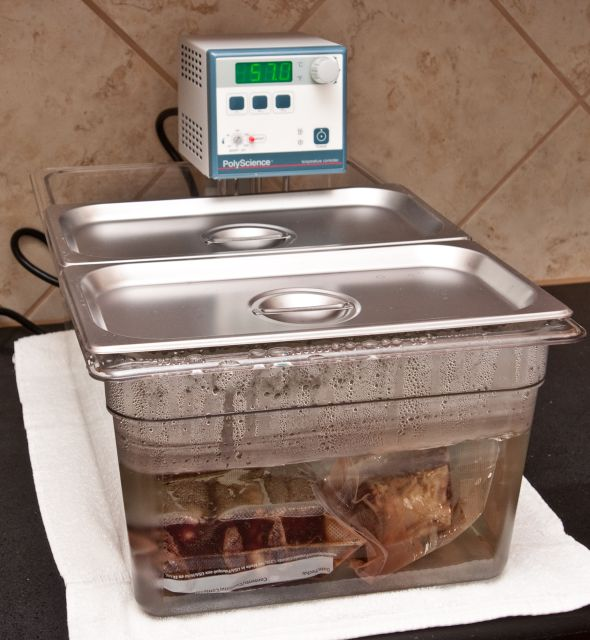 an to sous vide cooking