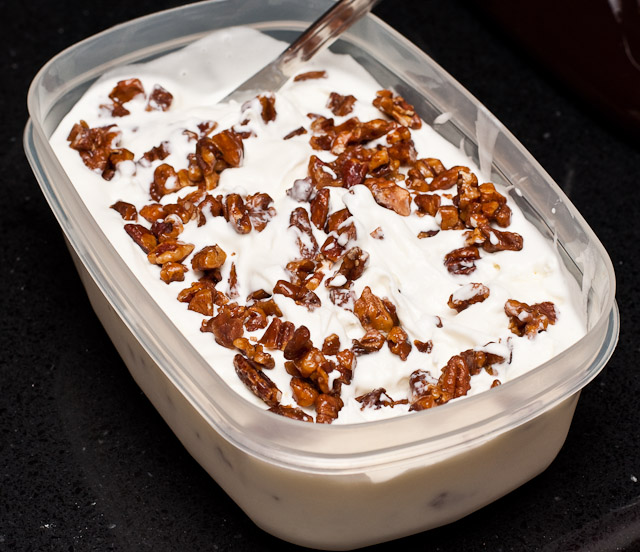 Butter Pecan Ice Cream Recipe File Cooking For Engineers
