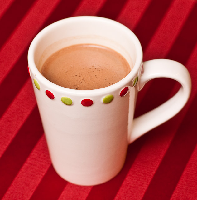 Hot Chocolate - Recipe File - Cooking For Engineers